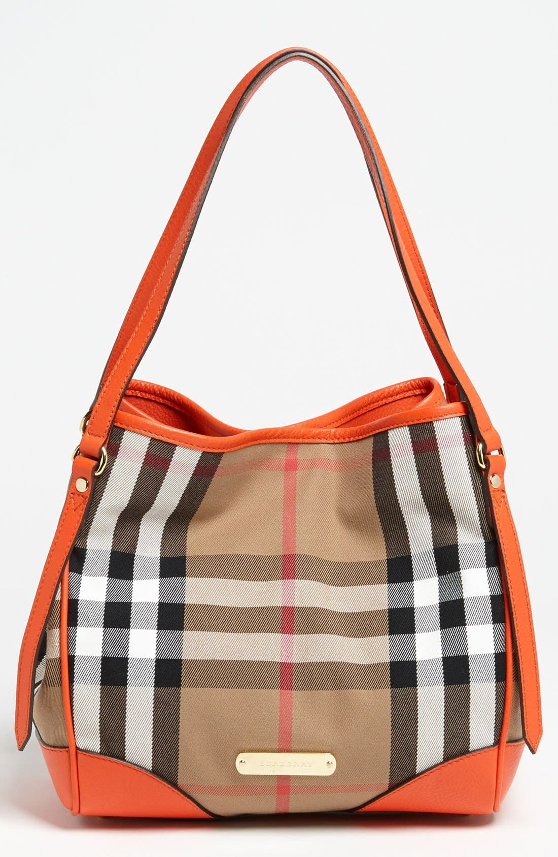 Main Image - Burberry 'House Check - Small' Tote
