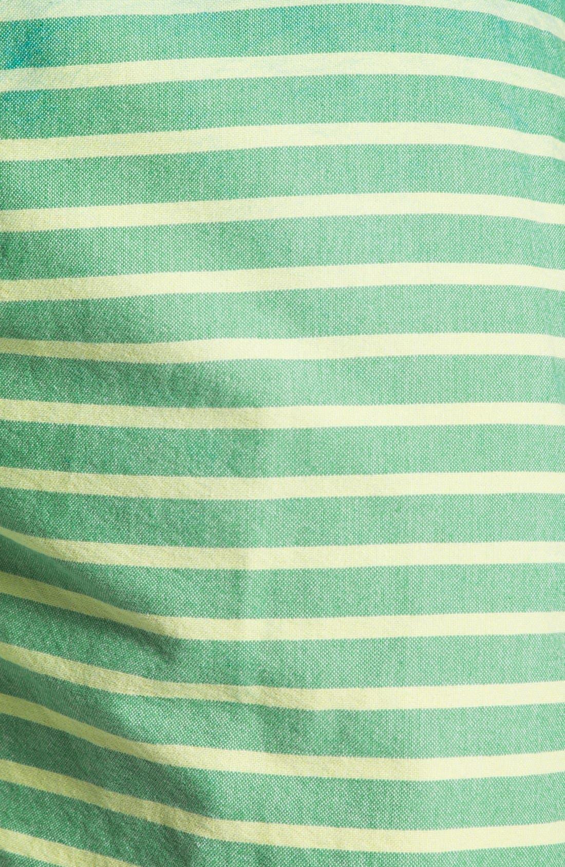 Alternate Image 3  - Scotch & Soda Summer Stripe Shorts