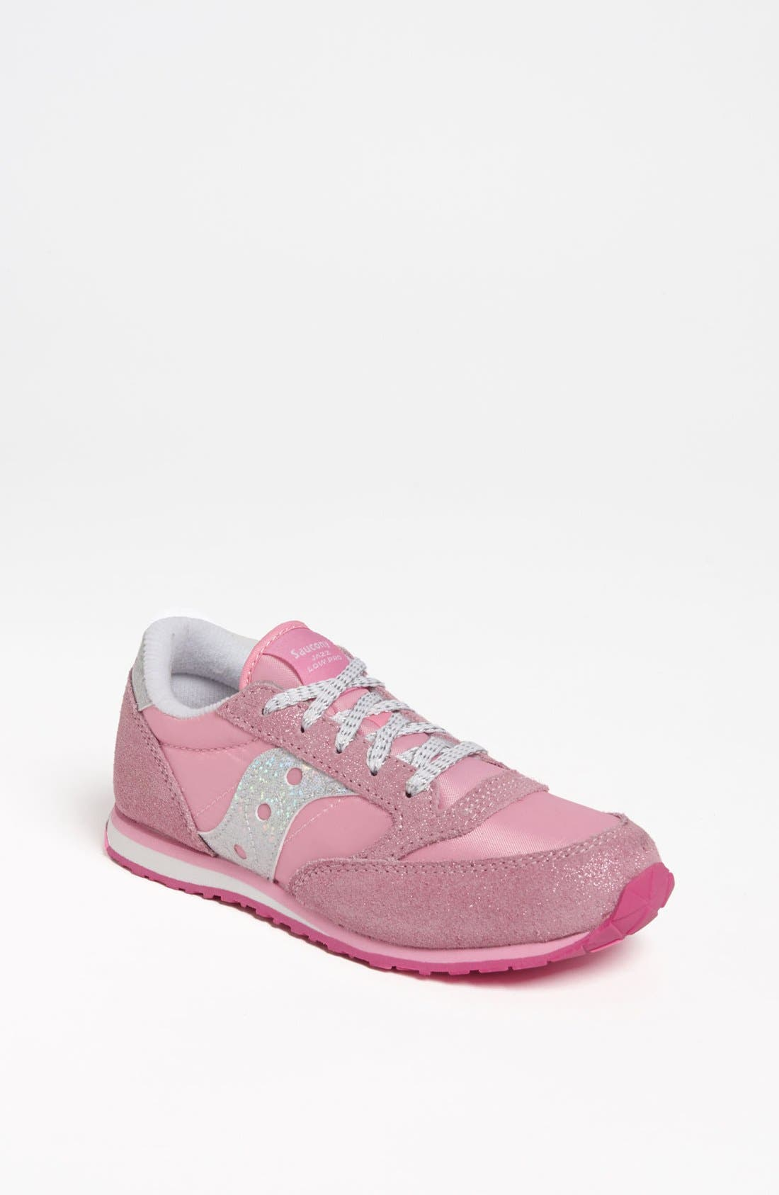 Alternate Image 1 Selected - Saucony 'Jazz - LowPro' Sneaker (Toddler & Little Kid)