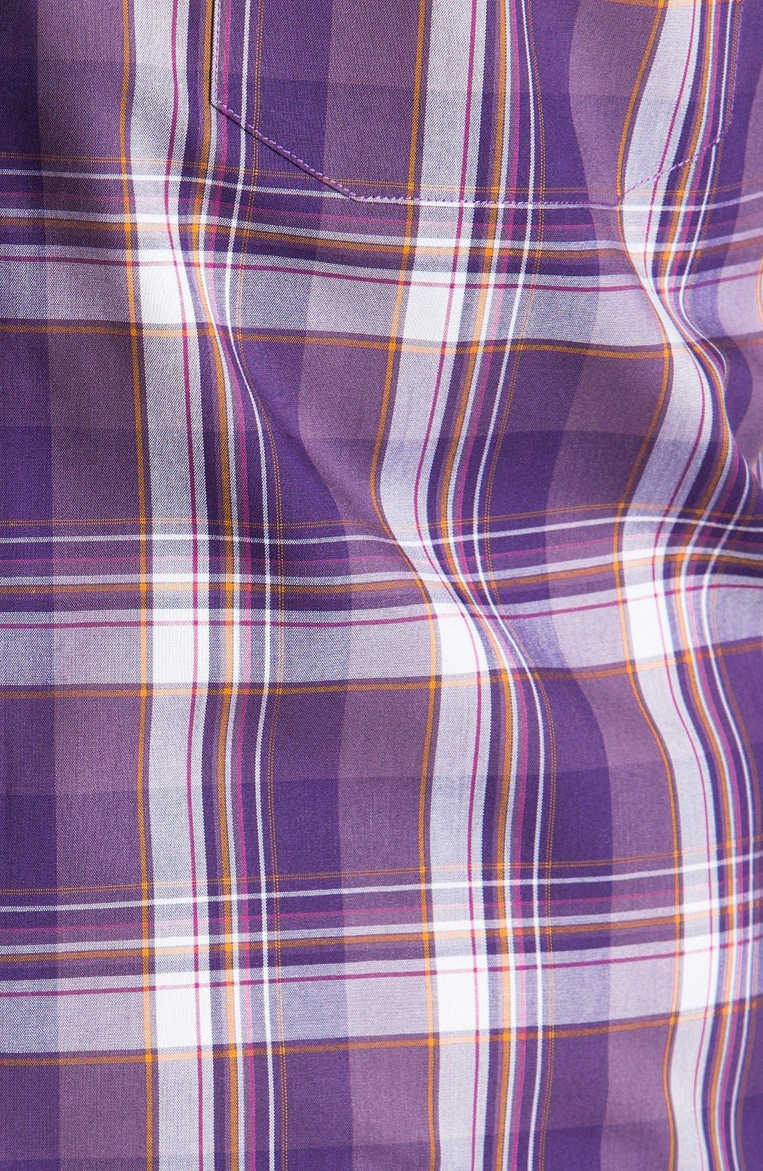 Alternate Image 3  - Nordstrom Poplin Sport Shirt