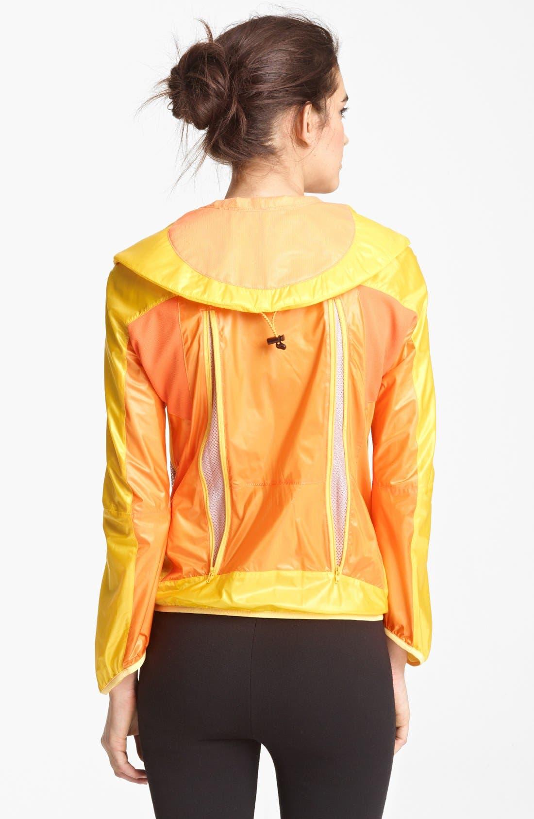 Alternate Image 2  - Junya Watanabe Big Collar Ripstop Nylon Jacket