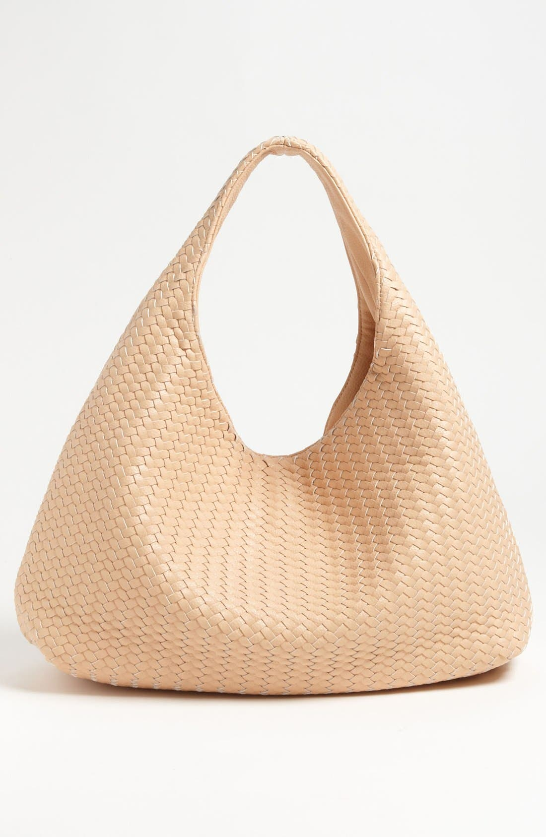 Alternate Image 4  - Deux Lux 'Greenwich' Studded Faux Leather Hobo