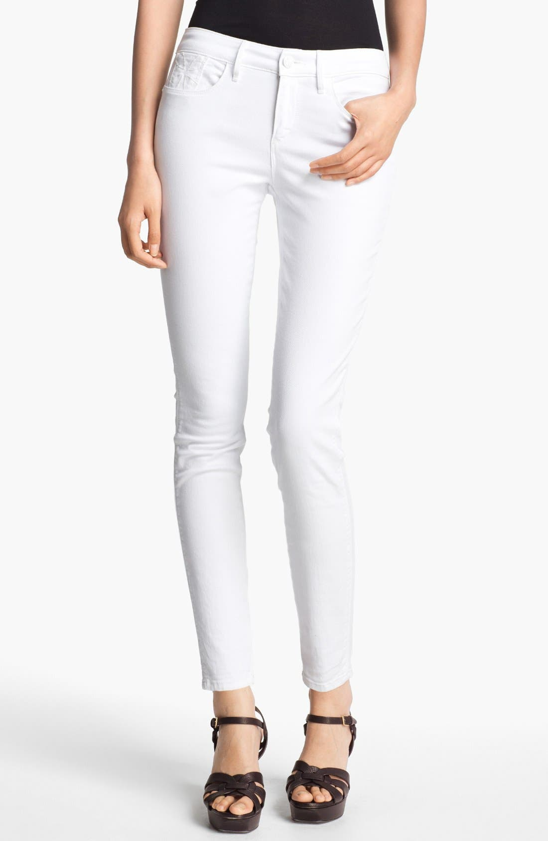 Main Image - Habitual 'Grace' Skinny Stretch Jeans