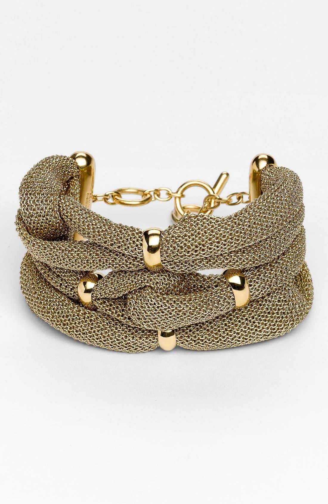 Main Image - Adami & Martucci 'Mesh' Line Bracelet (Nordstrom Exclusive)