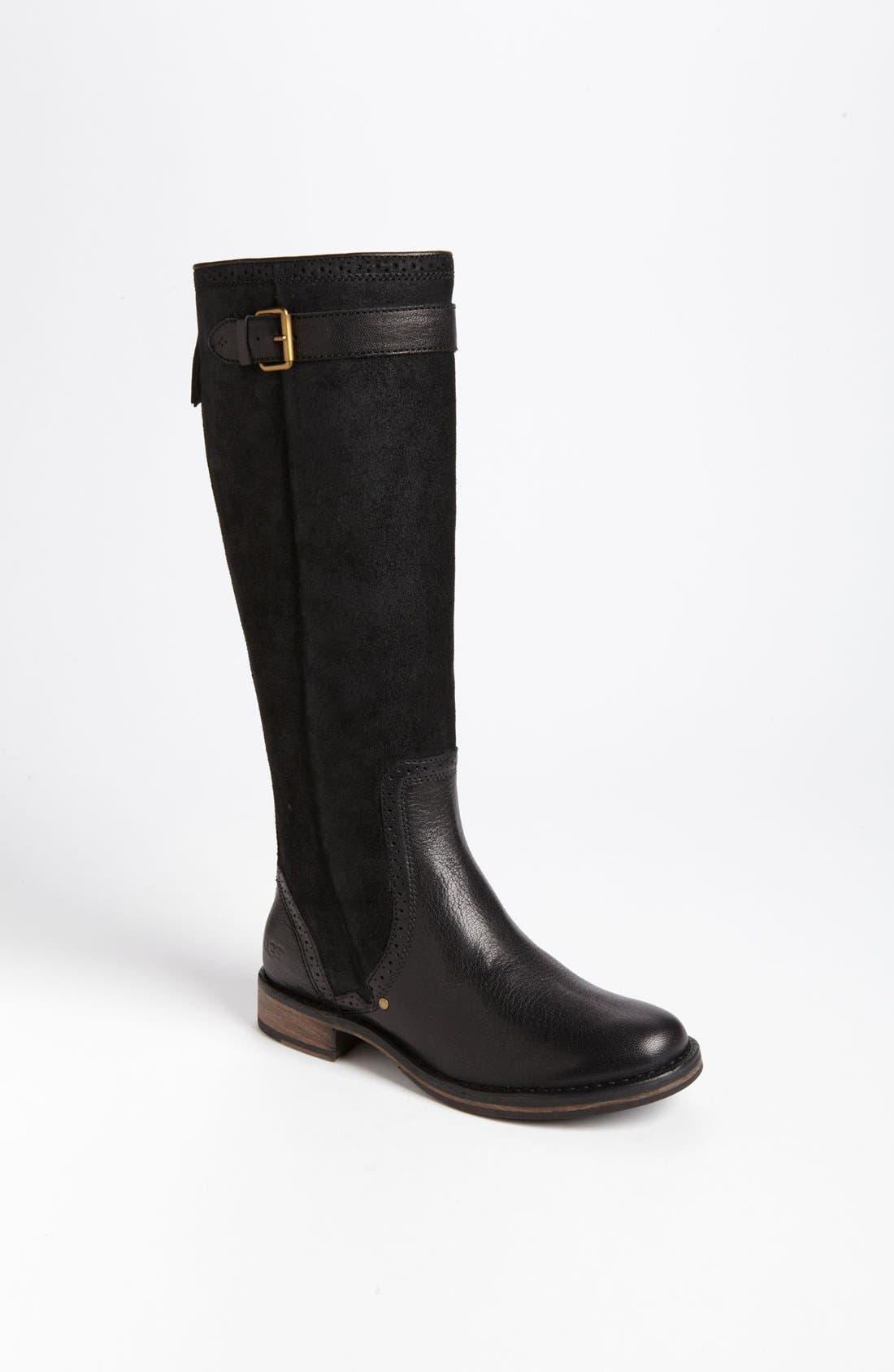 Alternate Image 1 Selected - UGG® Australia 'Castille' Boot (Women)