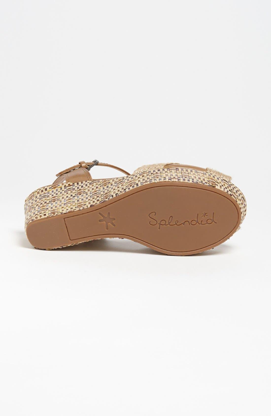 Alternate Image 4  - Splendid 'Granite' Sandal