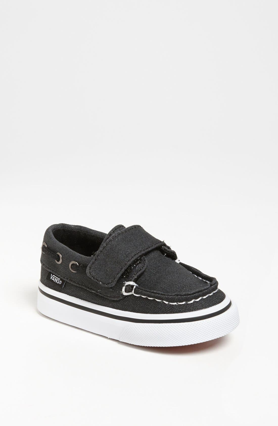 Main Image - Vans 'Zapato Del Barco' Sneaker (Baby, Walker & Toddler)