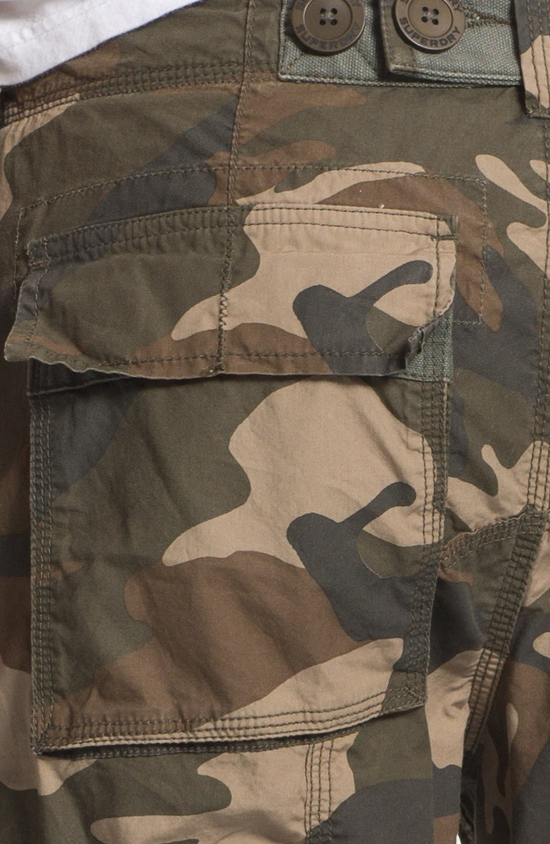 Alternate Image 4  - Superdry Military Cargo Pants