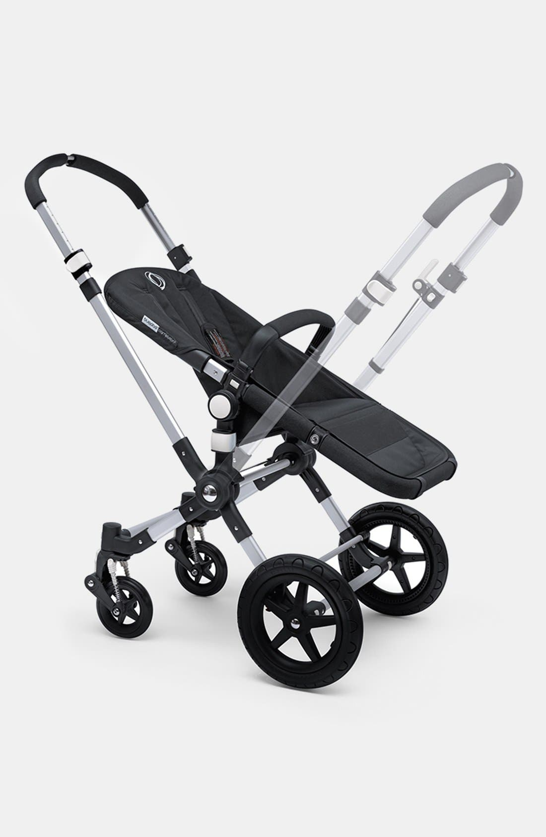 Alternate Image 7  - Bugaboo 'Cameleon³' Stroller - All Black Frame with Fabric Set (Special Edition)