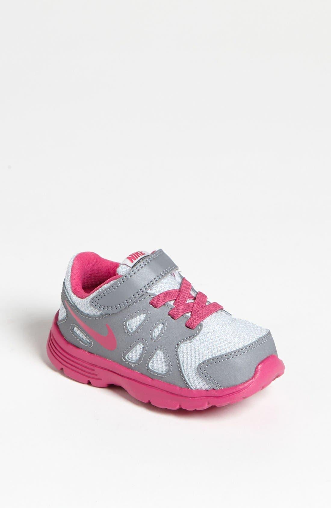 Alternate Image 1 Selected - Nike 'Revolution 2' Sneaker (Baby, Walker & Toddler)