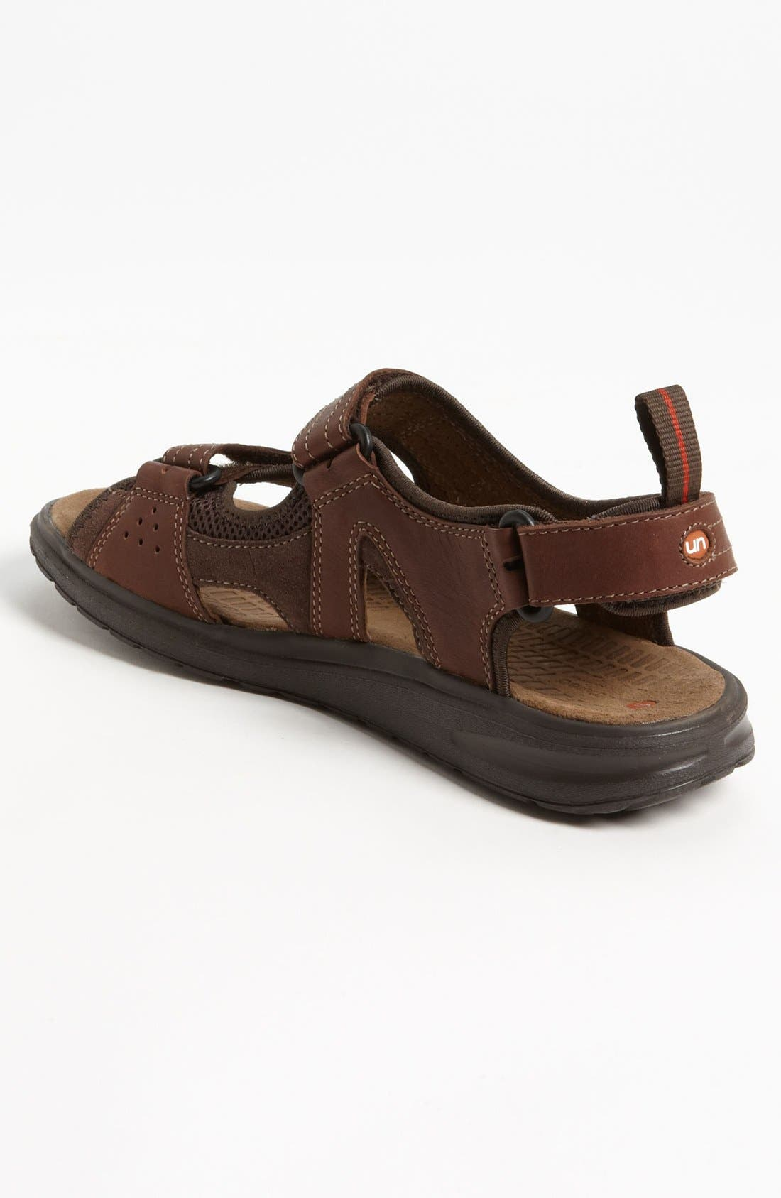 Alternate Image 2  - Clarks® 'Unstructured - Caicos' Sandal   (Men)