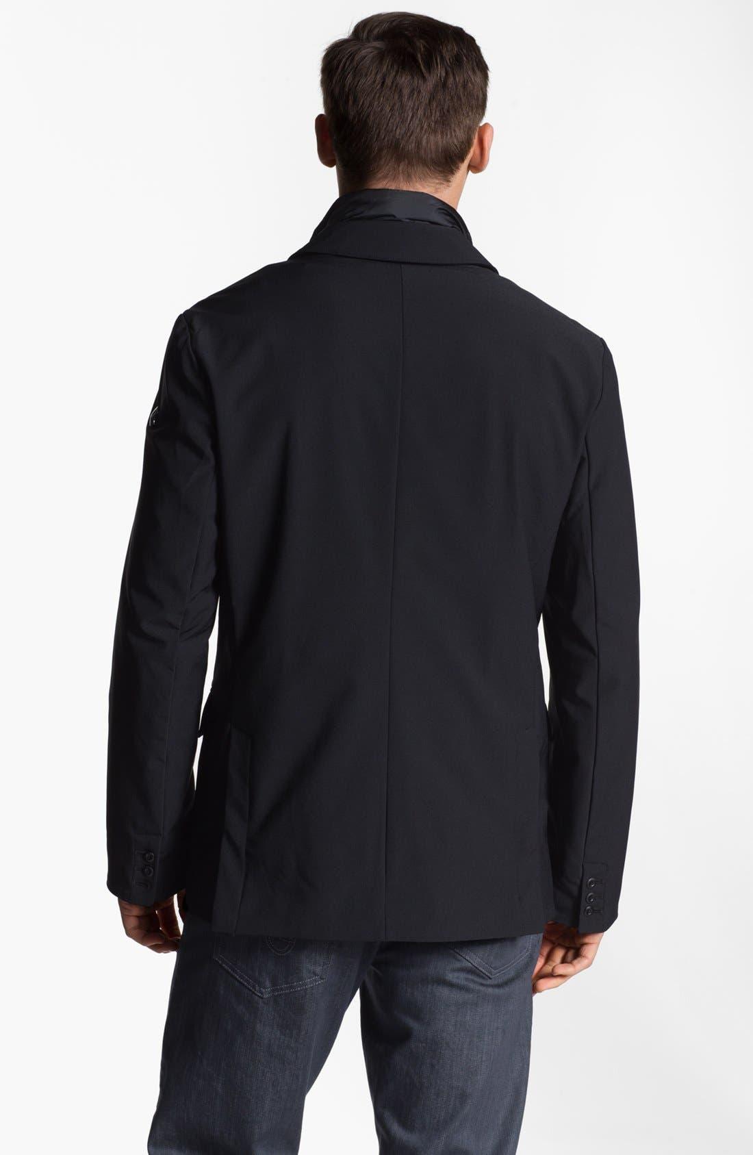 Alternate Image 2  - Victorinox Swiss Army® 'Altitude' Soft Shell Blazer