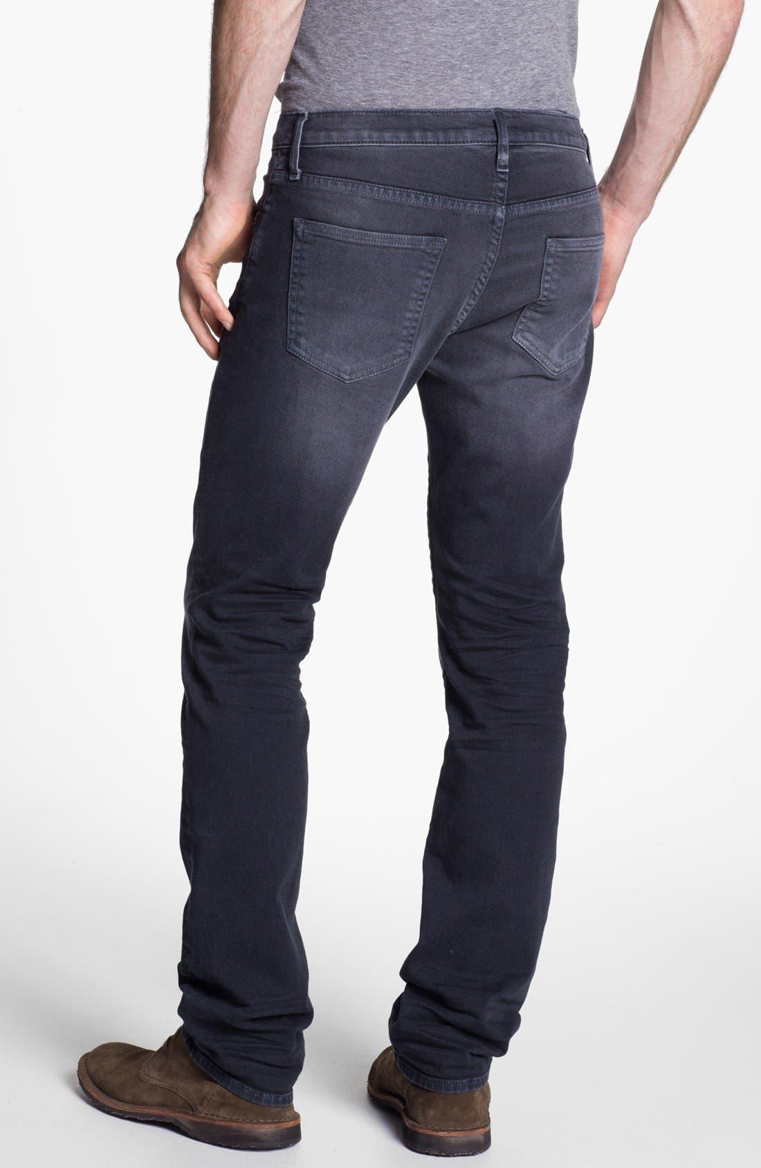 Main Image - Koral 'Los Angeles' Slim Leg Jeans (Worn Black)