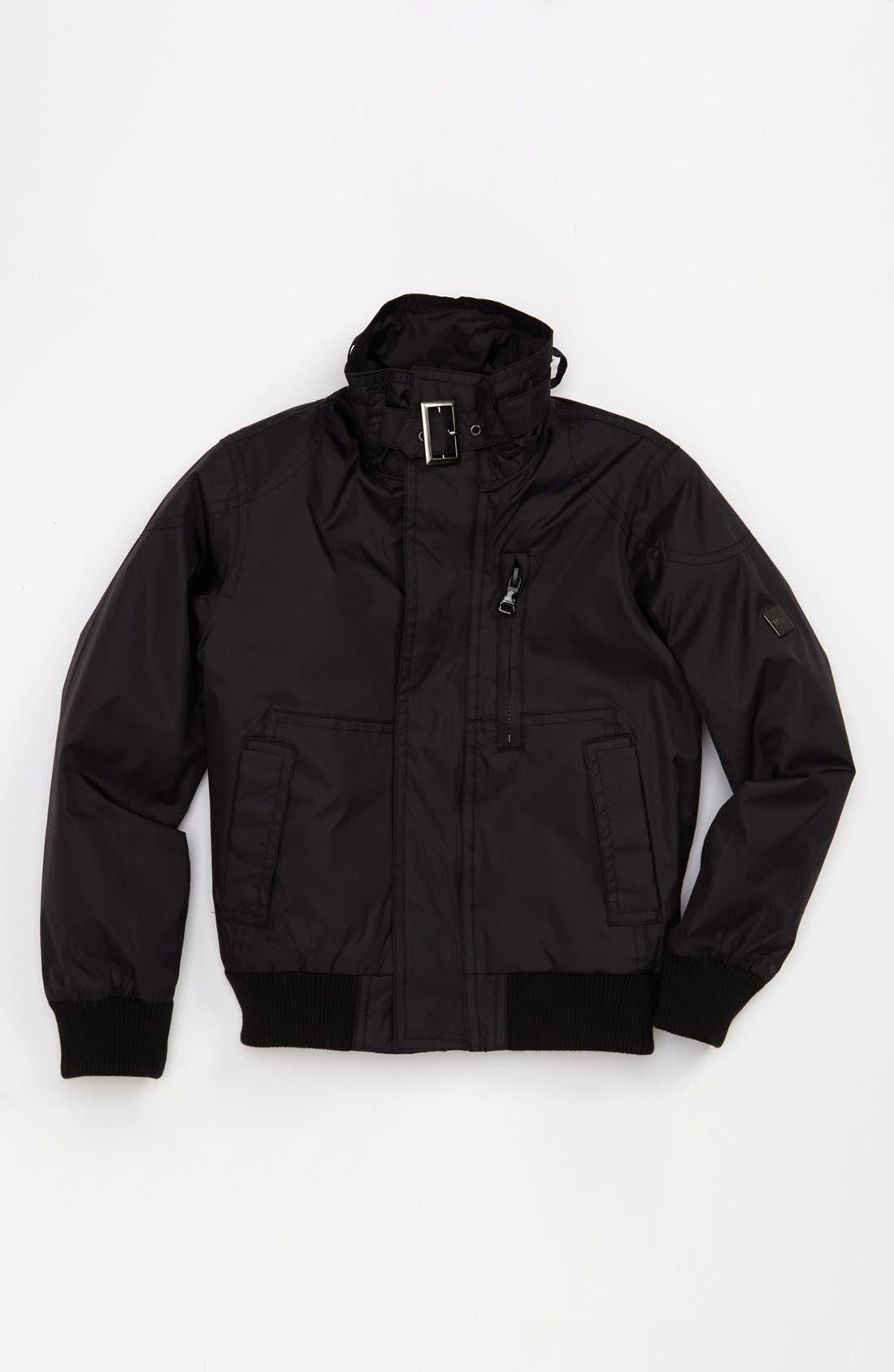Alternate Image 1 Selected - BOSS Kidswear Windbreaker Jacket (Little Boys & Big Boys)