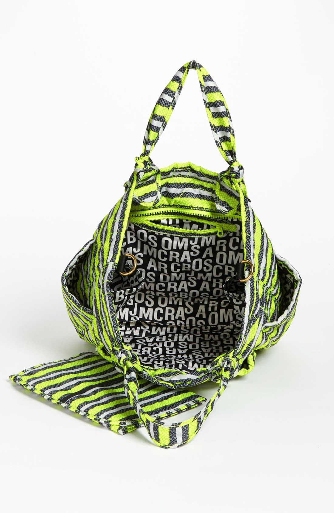 Alternate Image 3  - MARC BY MARC JACOBS 'Pretty Nylon Eliz-A-Baby - Anemone' Diaper Bag