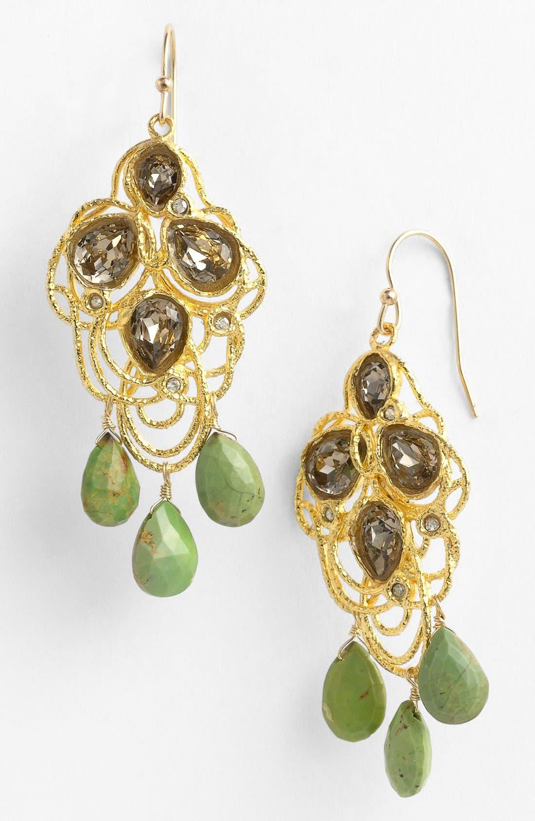 Main Image - Alexis Bittar 'Elements - Cordova' Chandelier Earrings (Nordstrom Exclusive)
