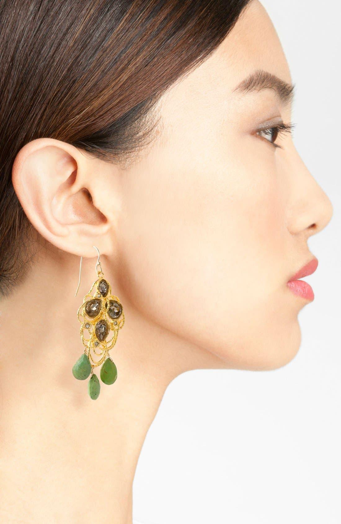 Alternate Image 2  - Alexis Bittar 'Elements - Cordova' Chandelier Earrings (Nordstrom Exclusive)