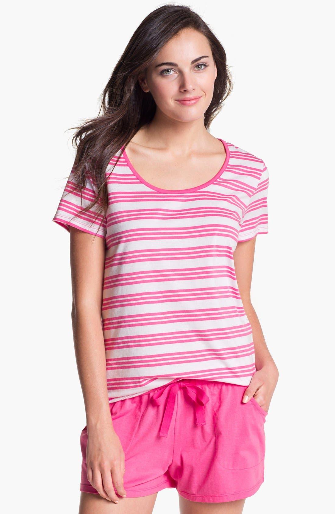 Alternate Image 1 Selected - Nordstrom 'Sweet' Pajamas
