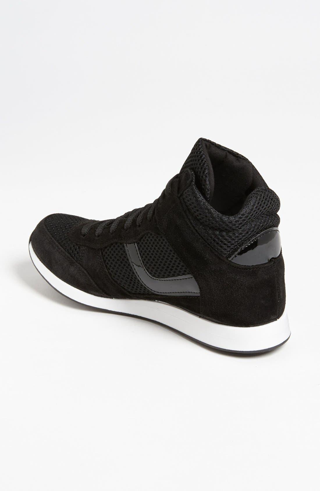 Alternate Image 2  - Topshop 'Twirl' Sneaker