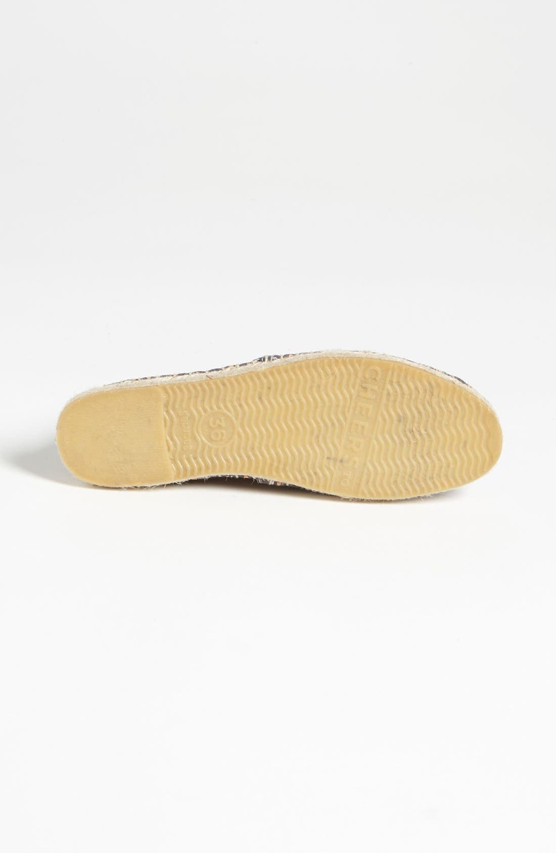 Alternate Image 4  - Soludos 'Doodle Dot' Slip-On (Women)