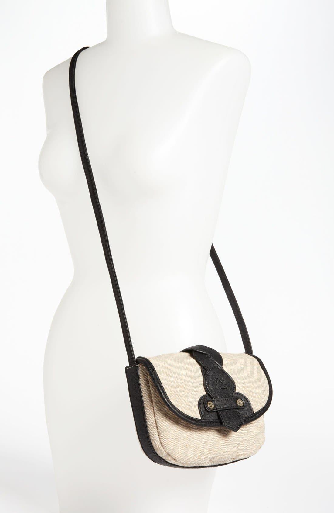 Alternate Image 2  - Danielle Nicole 'Nola' Canvas Crossbody Bag