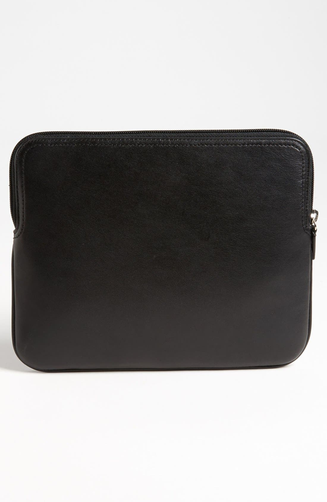 Alternate Image 3  - COACH Leather iPad 2 & 3 Sleeve