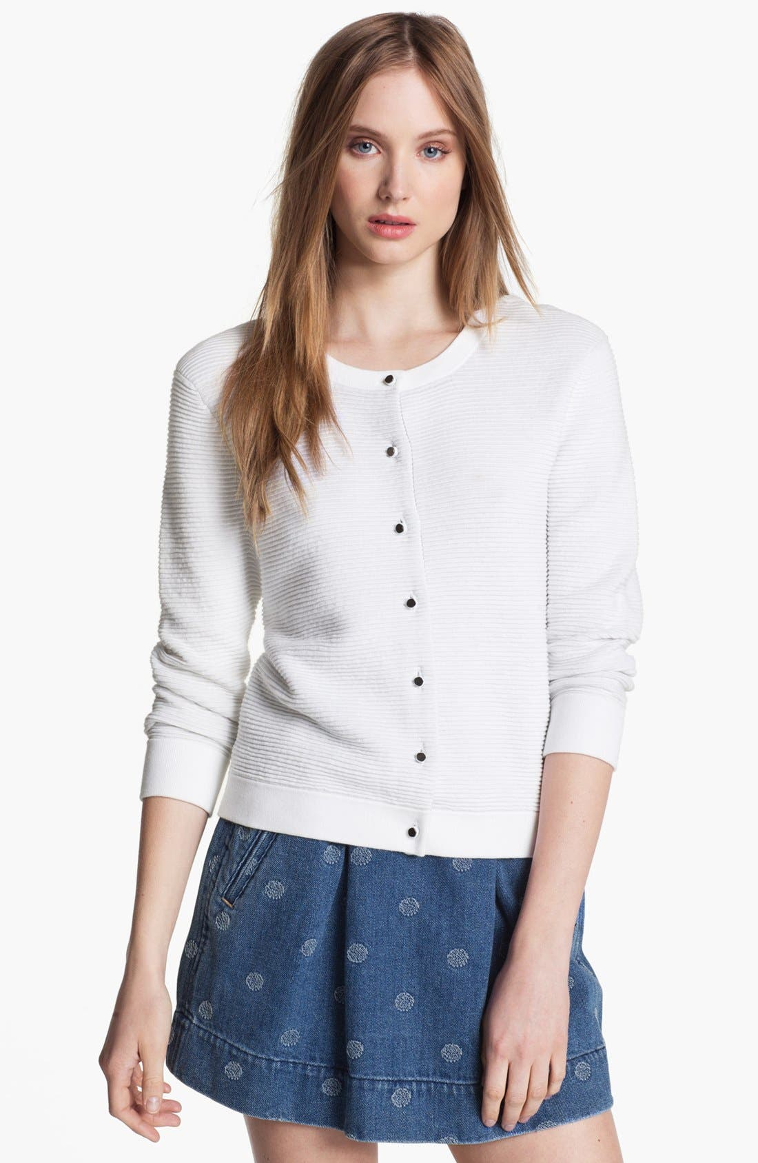 Alternate Image 1 Selected - MARC BY MARC JACOBS 'Cheryl' Cardigan