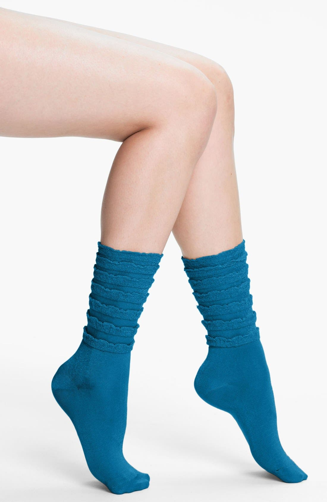 Alternate Image 1 Selected - Free People 'Boy Meets Girl' Socks