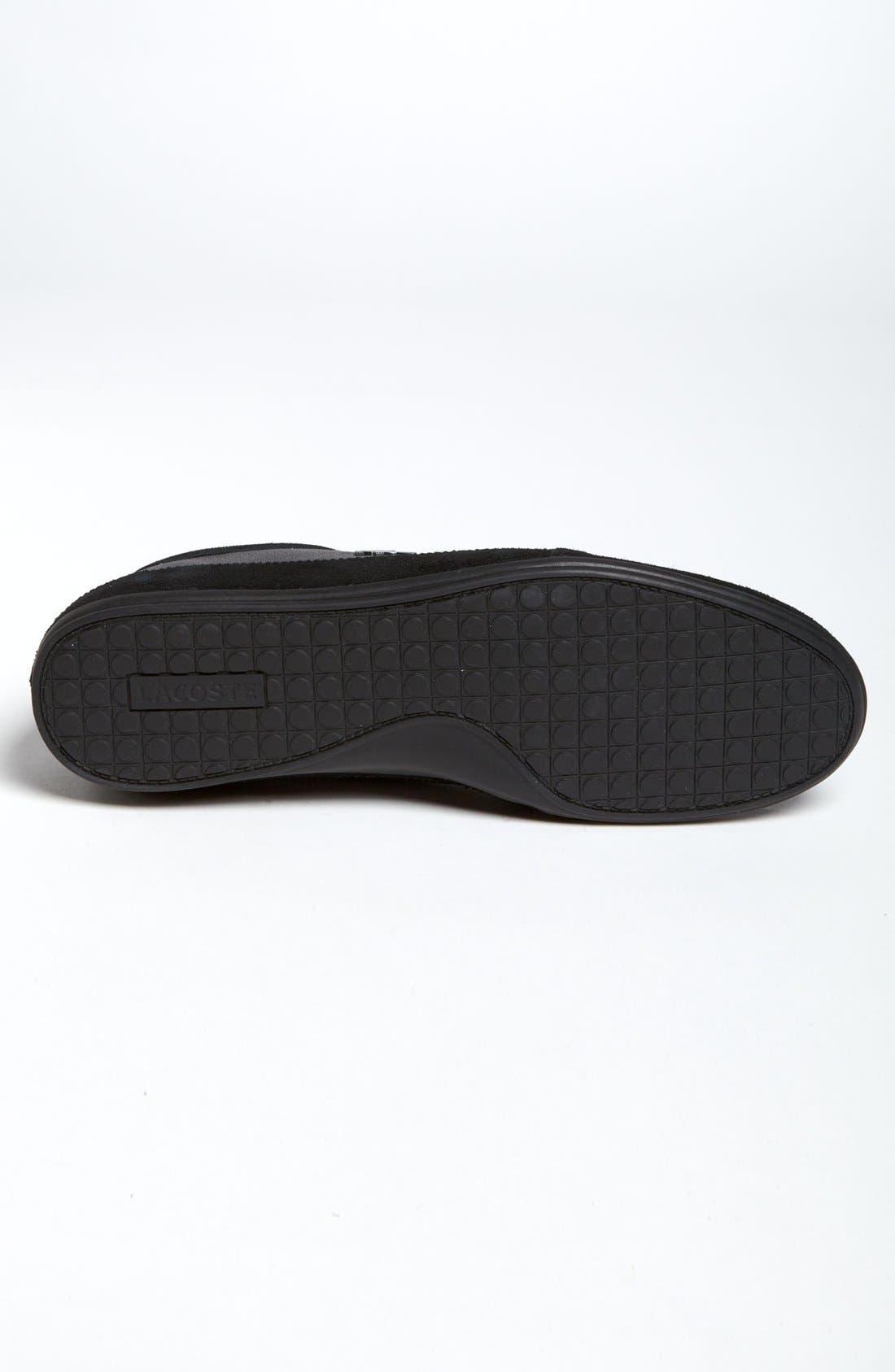 Alternate Image 4  - Lacoste 'Misano 22' Sneaker