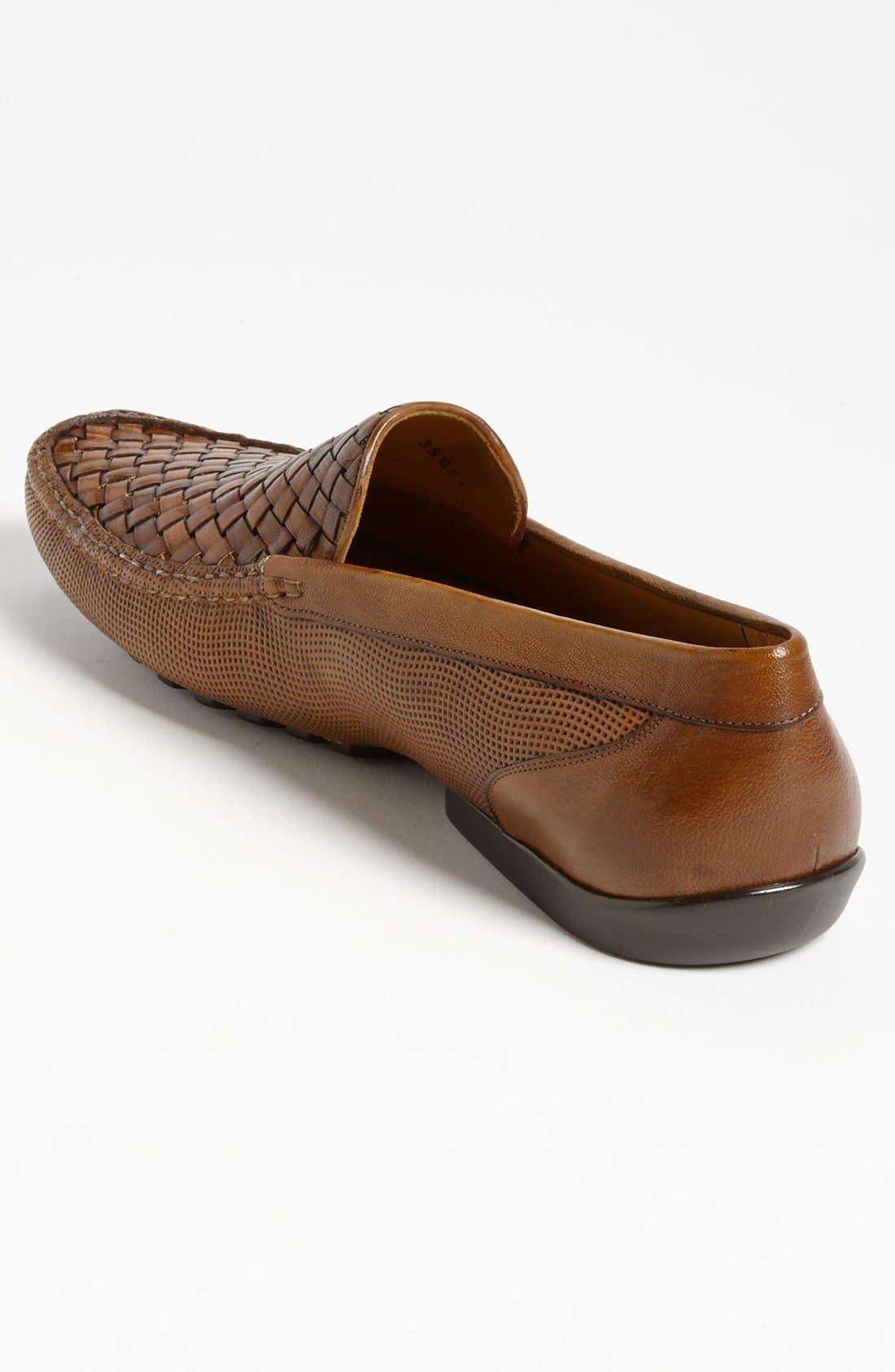 Alternate Image 2  - Mezlan 'Naldo' Woven Driving Shoe