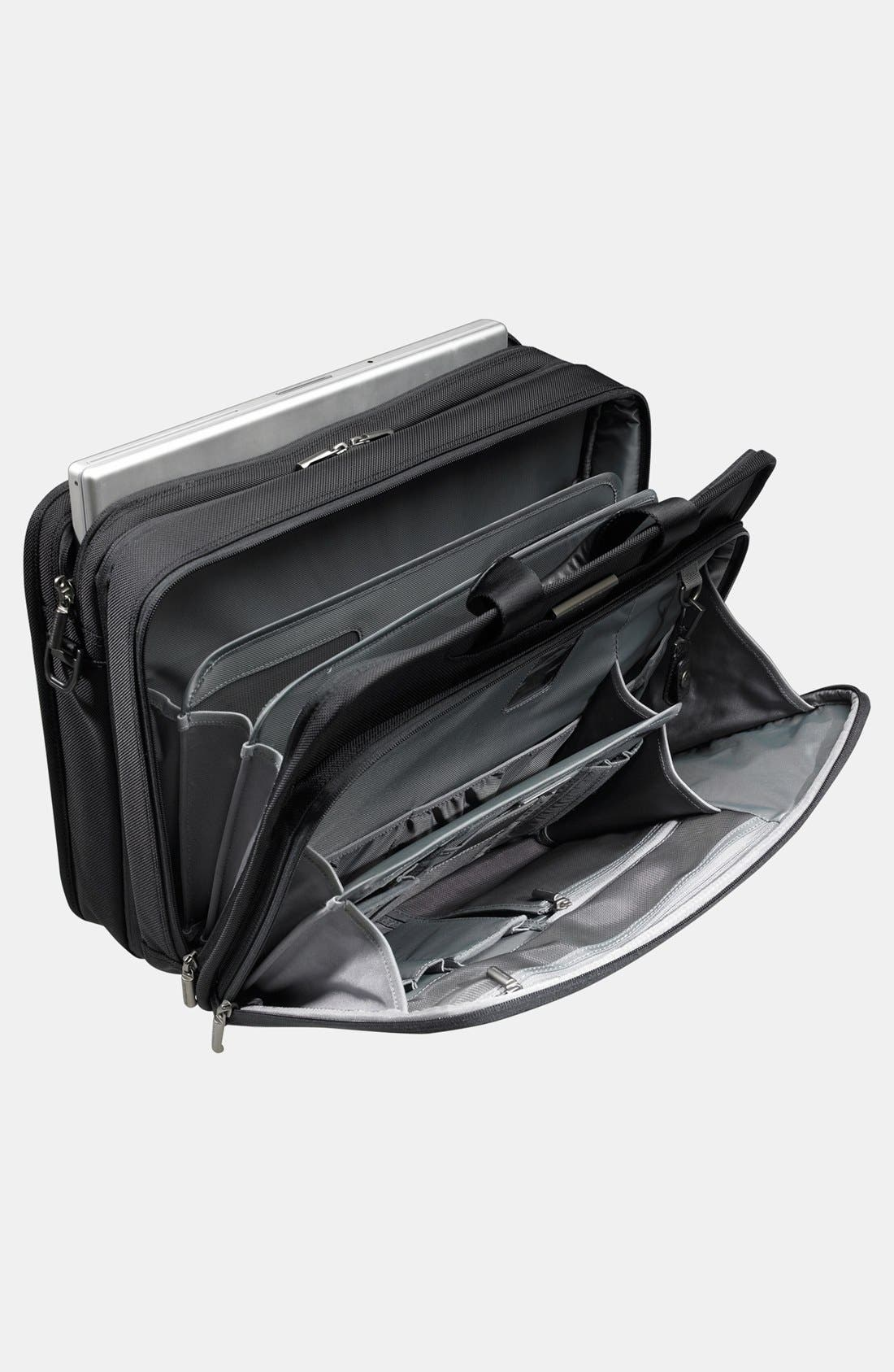 Alternate Image 2  - Briggs & Riley 'Executive' Ballistic Nylon Briefcase