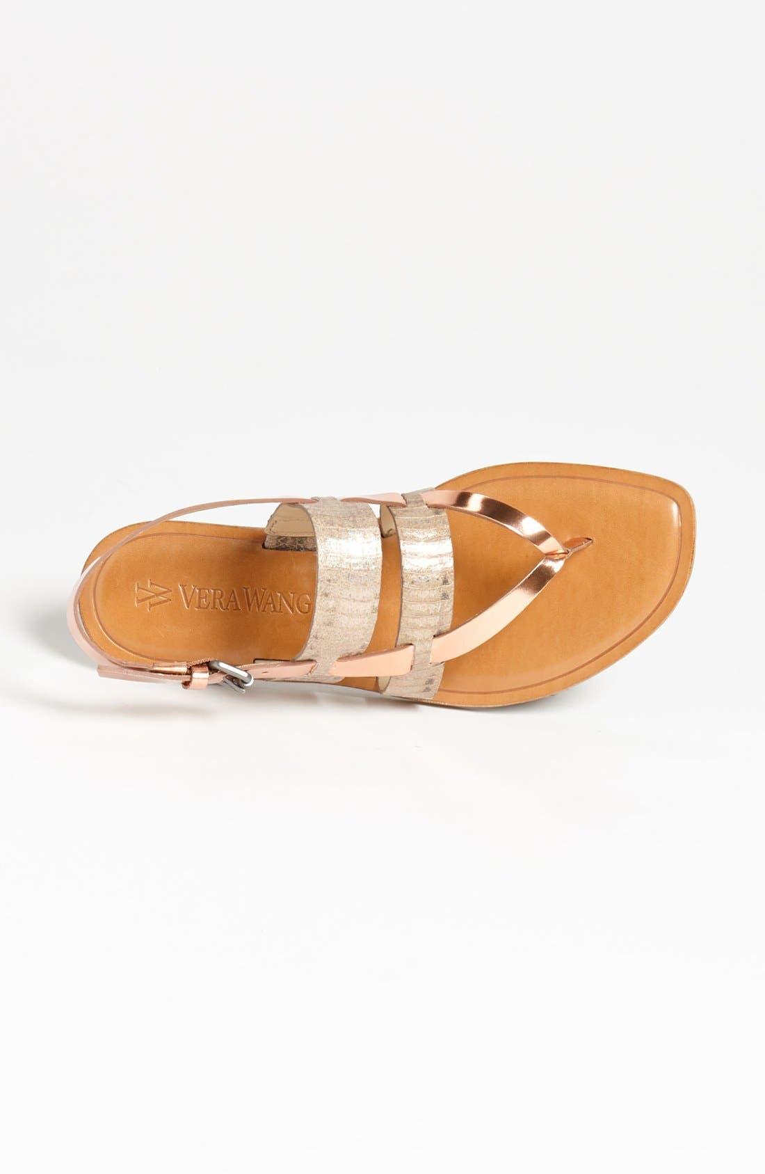 Alternate Image 3  - Vera Wang Footwear 'Annie' Flat Sandal (Online Only)