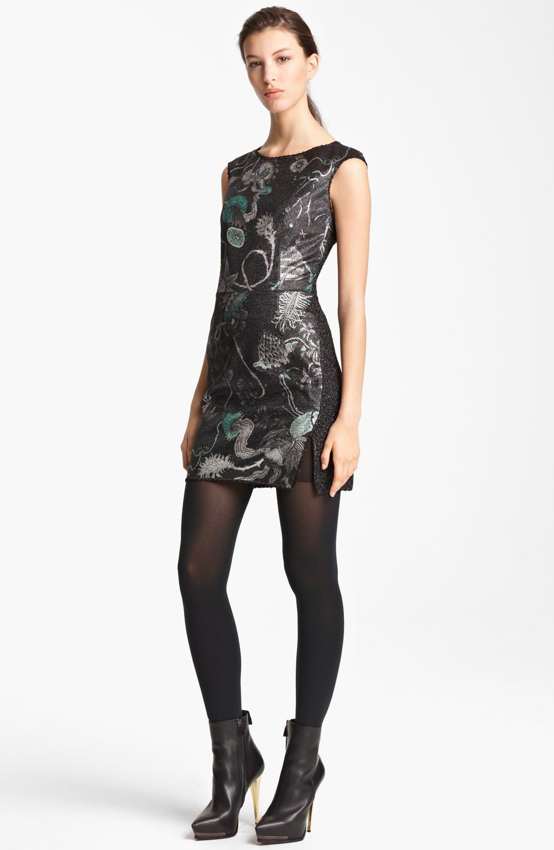 Alternate Image 1 Selected - Missoni Floral Print Dress