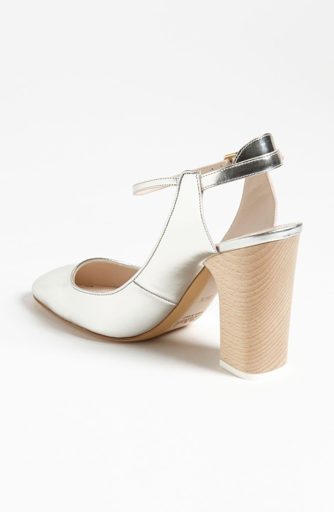 Alternate Image 2  - Chloé Ankle Strap Pump