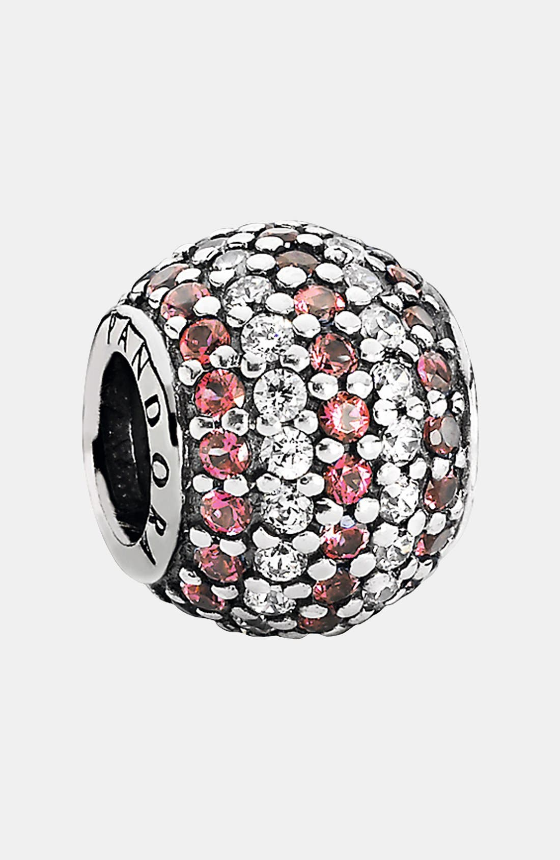 Main Image - PANDORA 'Pavé Lights' Bead Charm