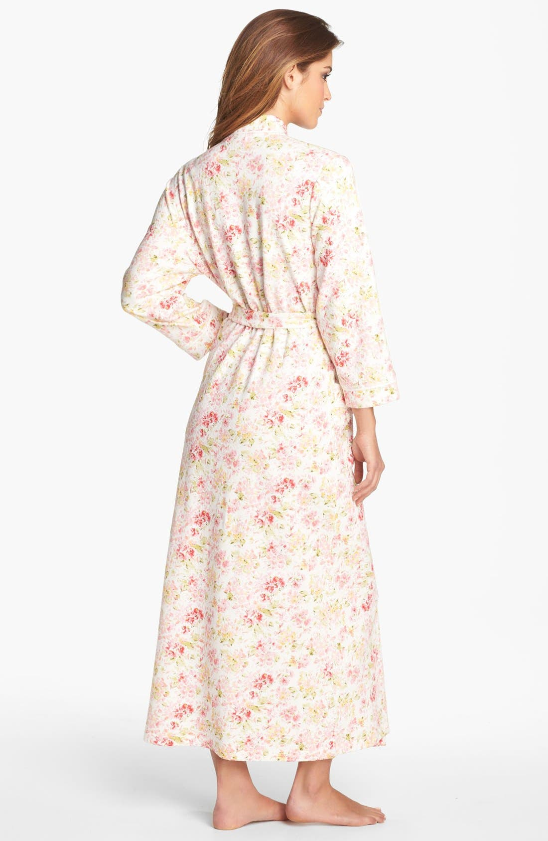 Alternate Image 2  - Carole Hochman Designs 'Bloomfield Garden' Robe