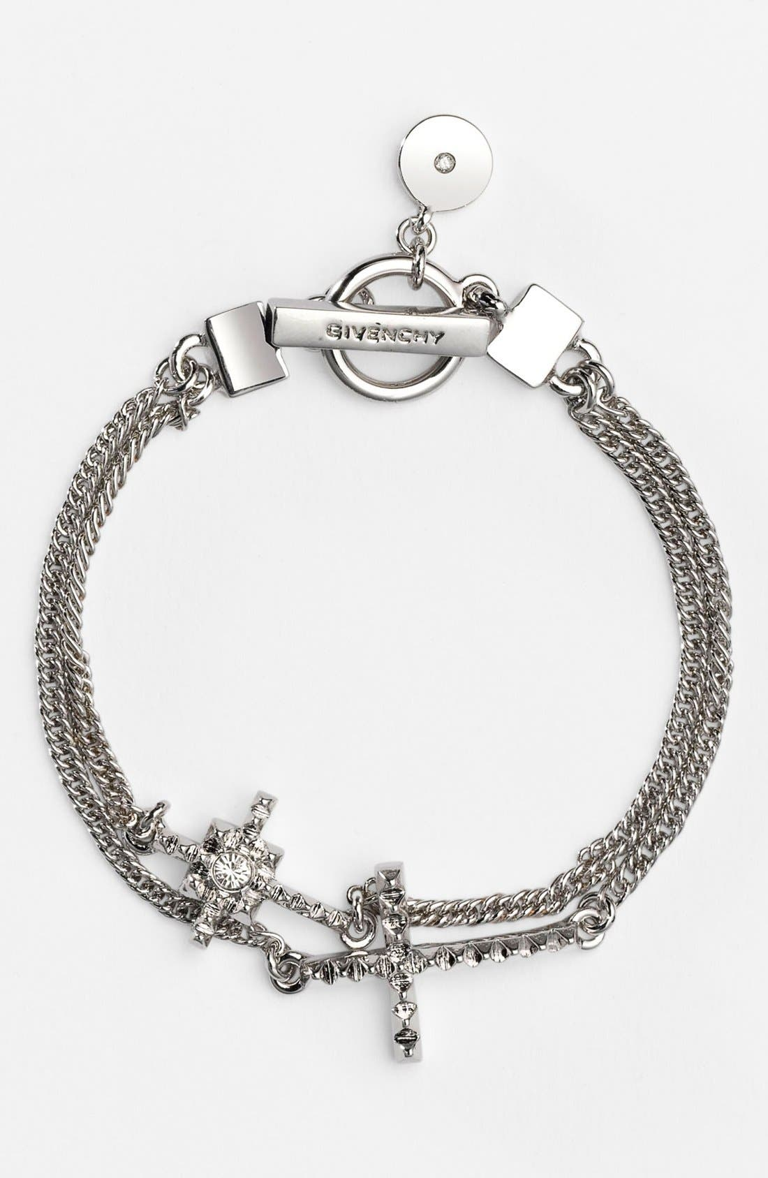 Alternate Image 1 Selected - Givenchy Link Bracelet