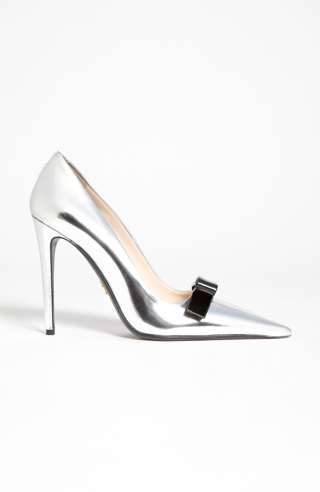 Alternate Image 4  - Prada Pointy Toe Pump