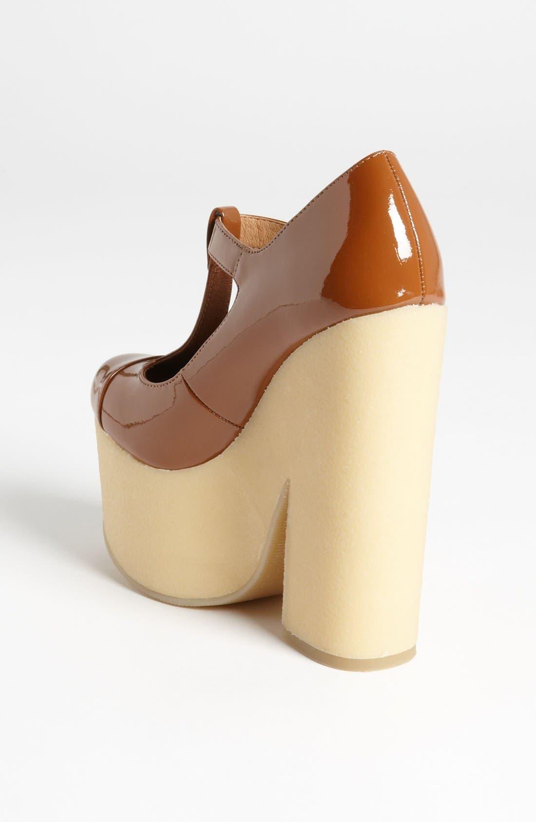 Alternate Image 2  - Topshop 'Shout' Platform Shoe