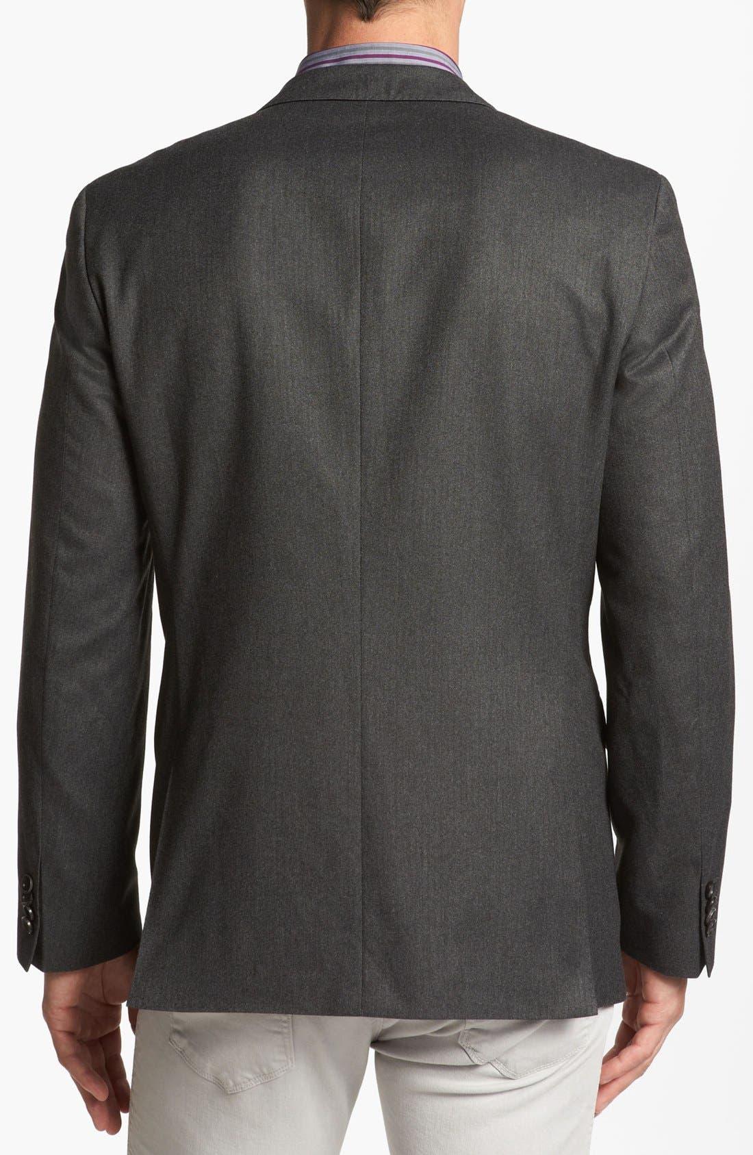 Alternate Image 2  - BOSS HUGO BOSS 'Coastes' Trim Fit Sportcoat