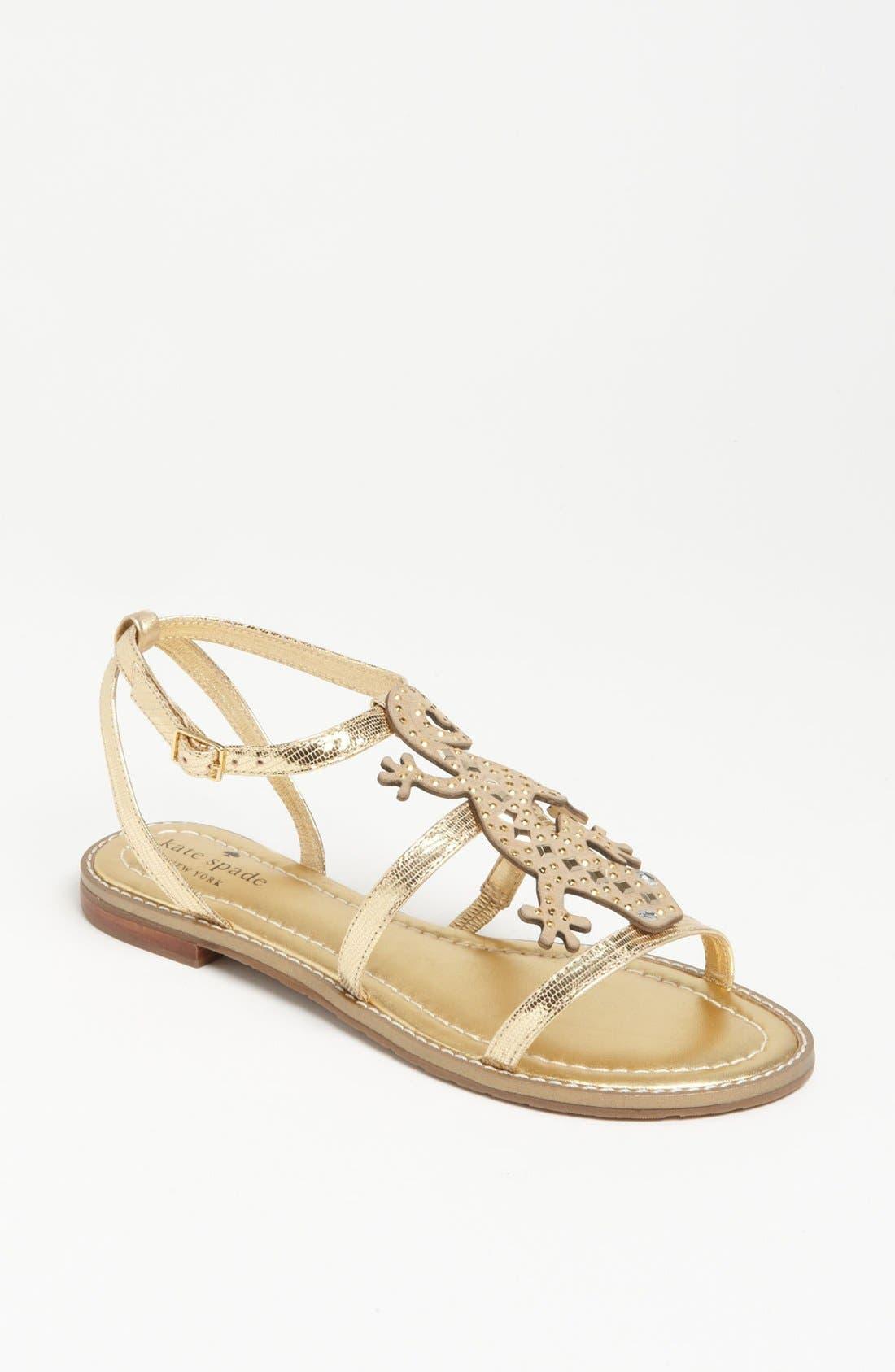 Alternate Image 1 Selected - kate spade new york 'slick' sandal