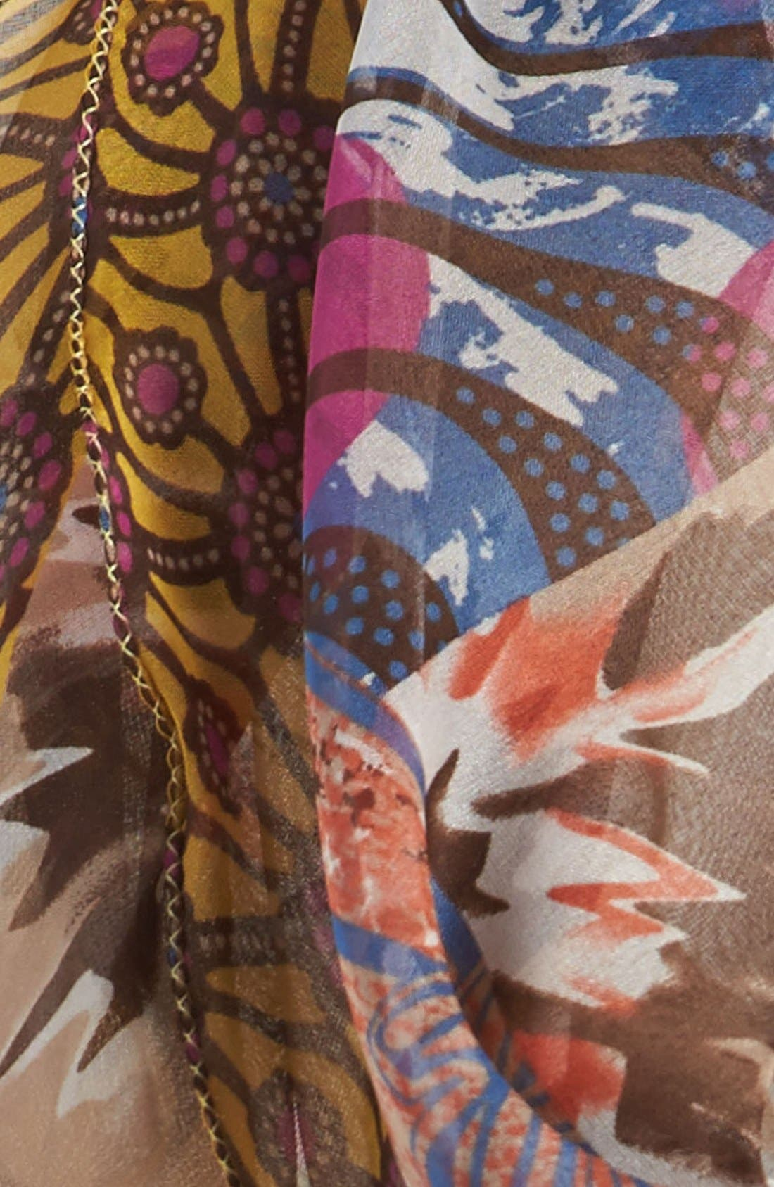 Alternate Image 2  - Nordstrom 'Tribal' Print Scarf