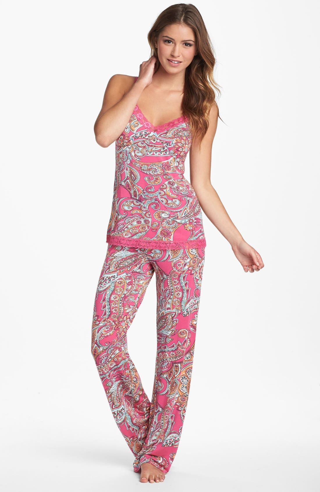 Alternate Image 1 Selected - PJ Salvage Camisole Pajamas