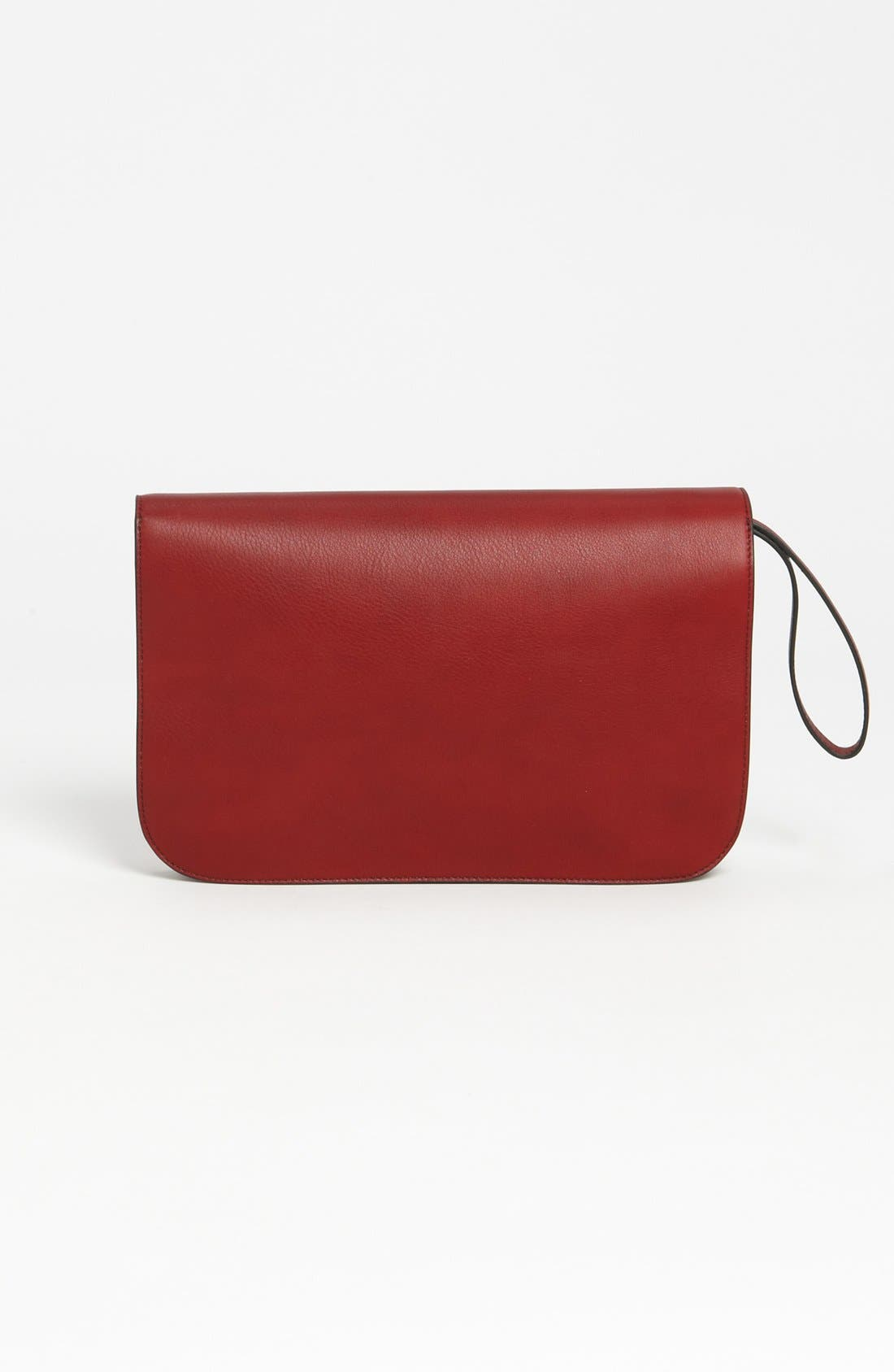Alternate Image 4  - Fendi '2Jours Colorblock' Leather Clutch