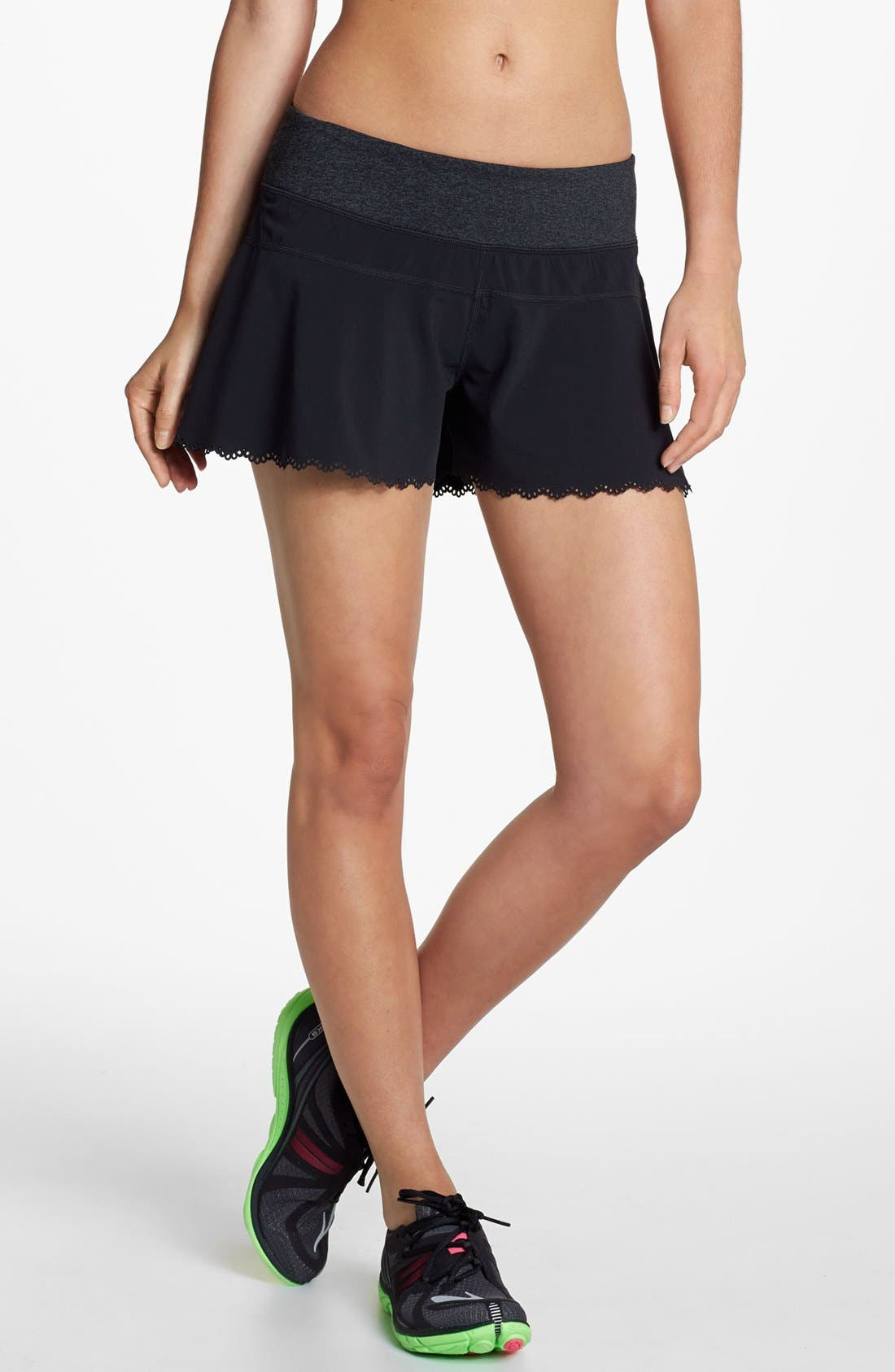 Alternate Image 1 Selected - Zella 'Hero' Shorts (Online Only)
