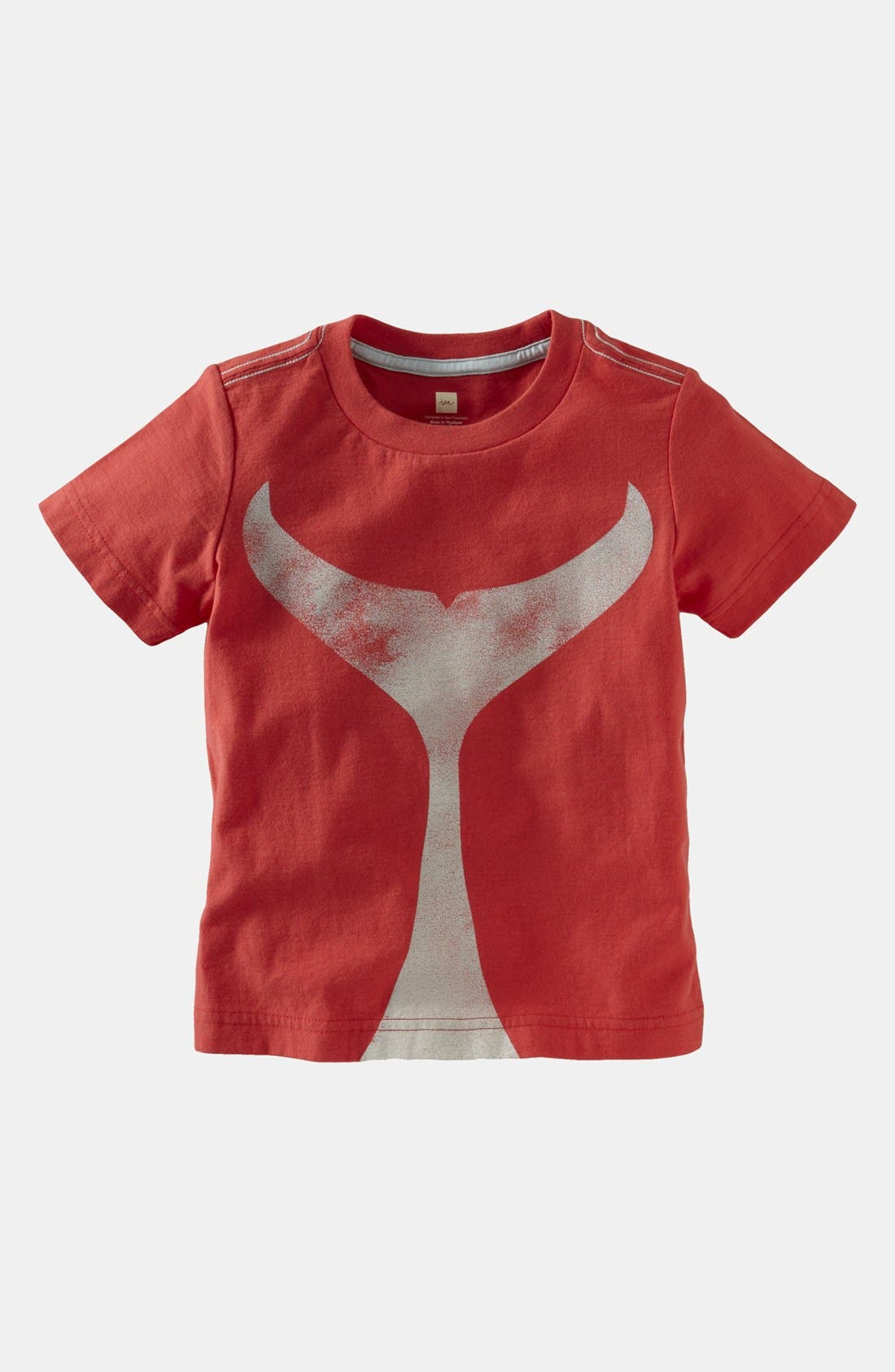 Main Image - Tea Collection 'Whale' T-Shirt (Toddler)