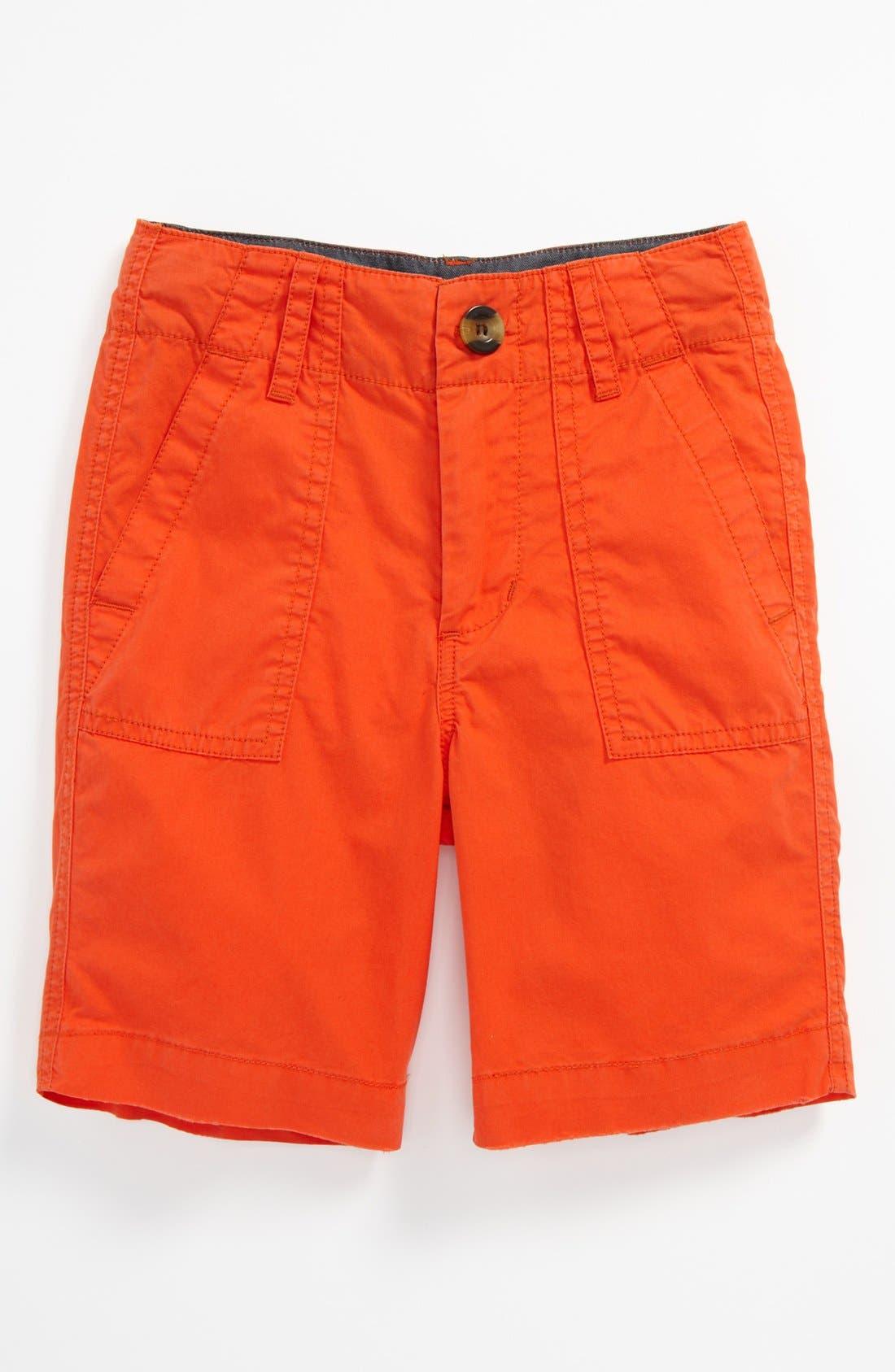 Alternate Image 1 Selected - Peek 'Jericho' Utility Shorts (Toddler Boys, Little Boys & Big Boys)