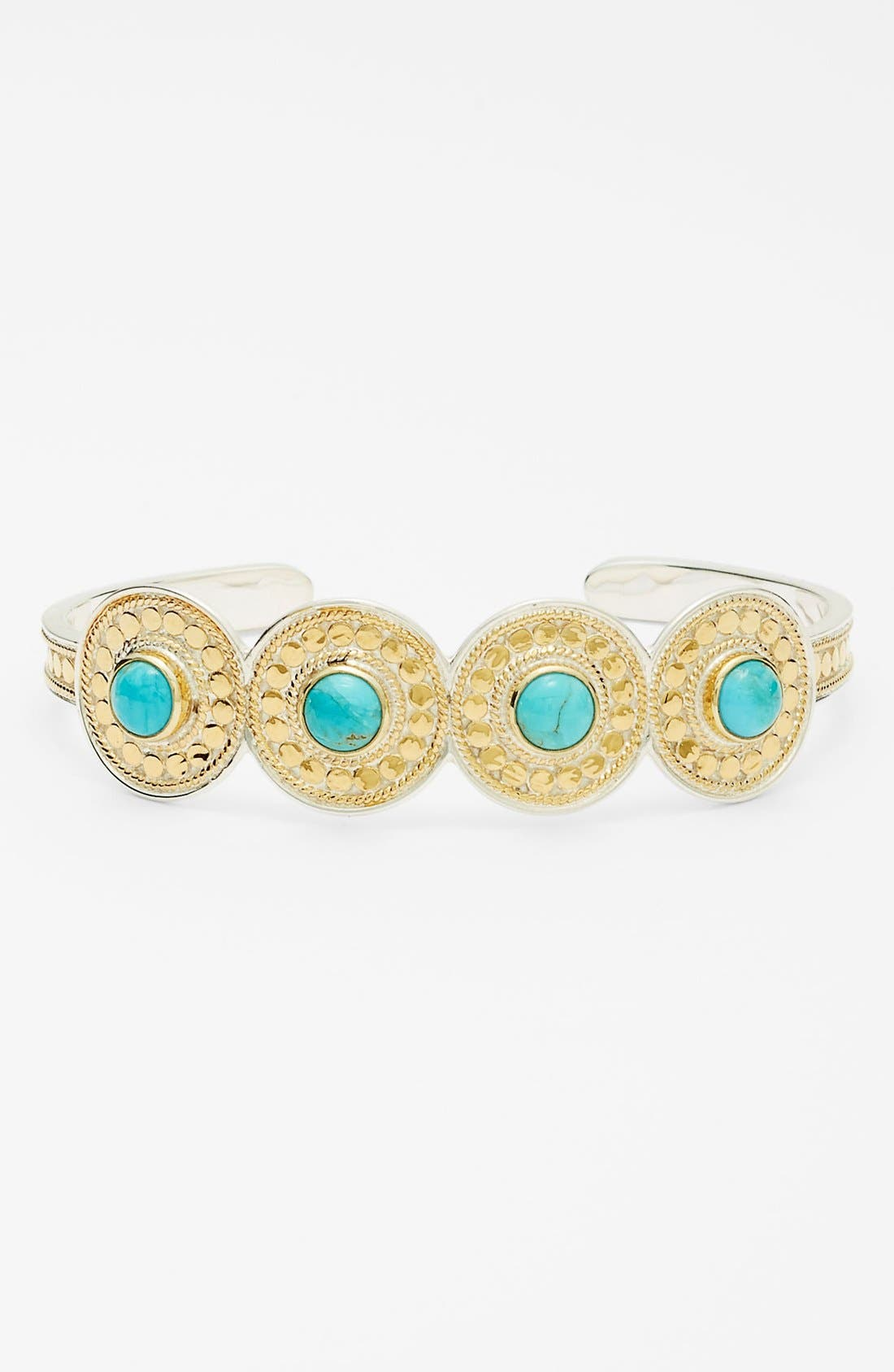 Alternate Image 1 Selected - Anna Beck 'Gili' Skinny Station Cuff