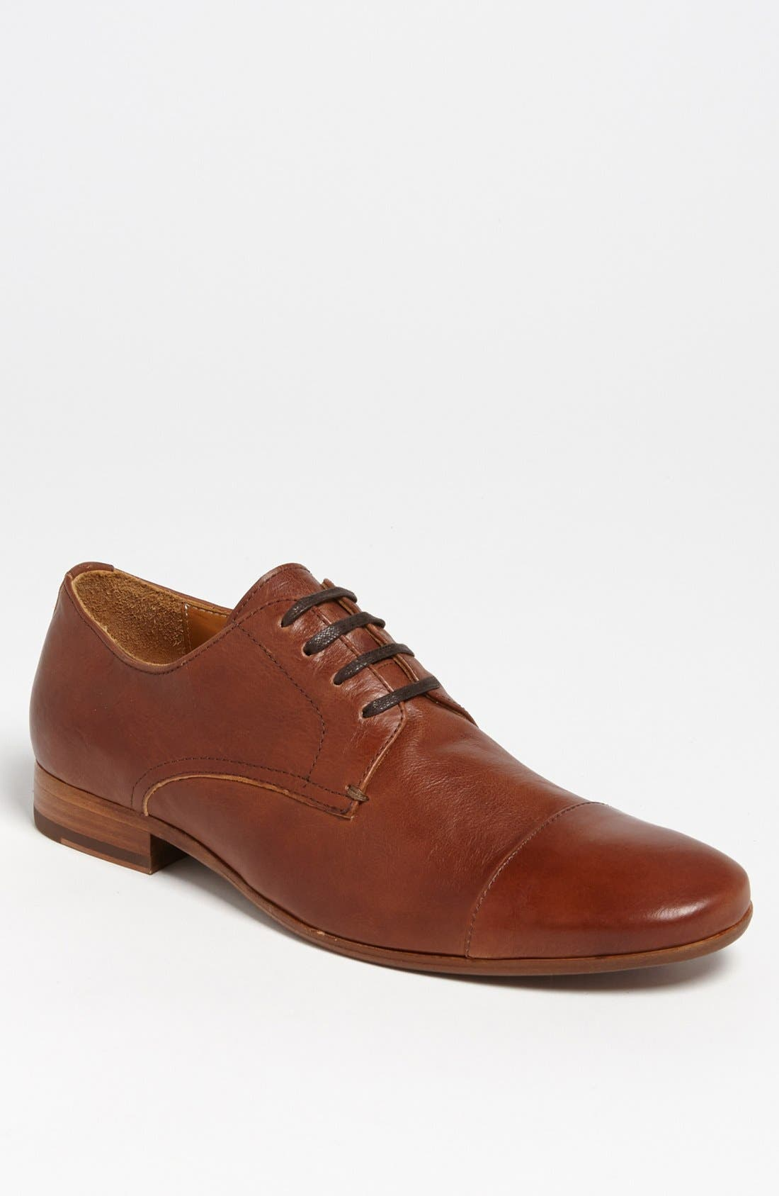 Alternate Image 1 Selected - Maison Forte 'Blackburn' Cap Toe Derby