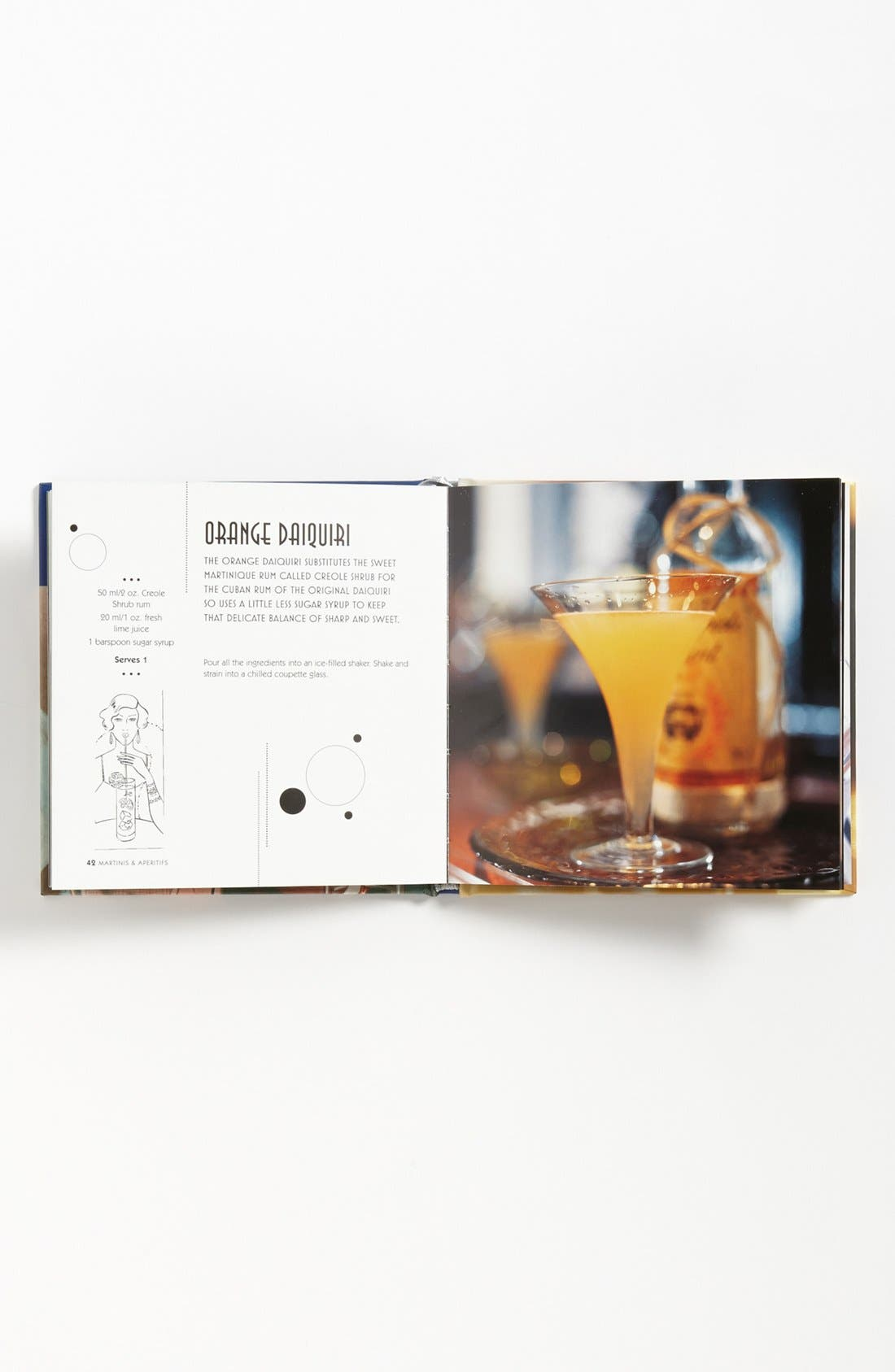 Alternate Image 2  - 'Gatsby Cocktails' Recipe Book